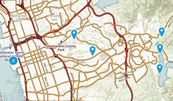 Best Kid Friendly Trails near Chula Vista California AllTrails