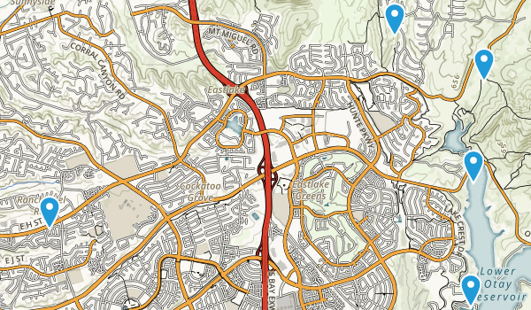 Best Mountain Biking Trails near Chula Vista California AllTrails