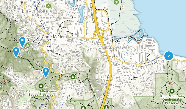 Best Kid Friendly Trails near Corte Madera, California | AllTrails