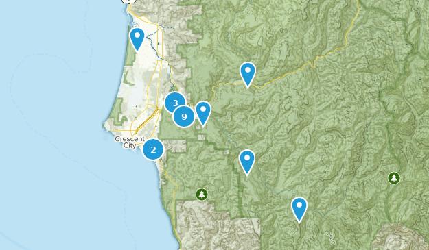 Best River Trails near Crescent City, California | AllTrails on san joaquin river ca map, tucson ca map, sonora ca map, wildwood ca map, la conchita ca map, anchor bay ca map, ukiah ca map, fort bragg ca map, eureka ca map, redding ca map, redwood national park map, fresno ca map, astoria ca map, walker ca map, humboldt ca map, yreka ca map, gold beach ca map, fort tejon ca map, san francisco ca map, susanville ca map,