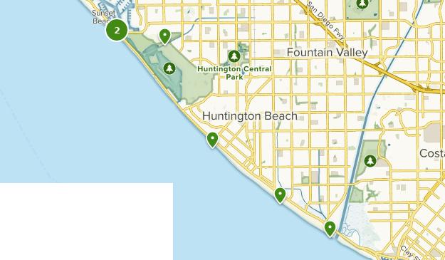 Best Beach Trails Near Huntington
