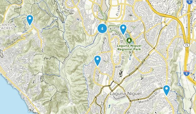 Best Mountain Biking Trails Near Laguna Niguel California Alltrails