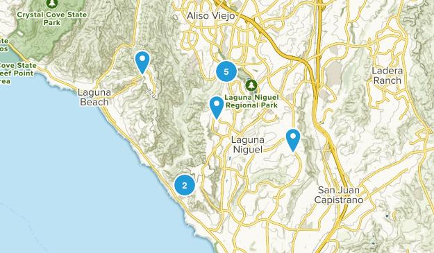 Best Trail Running Trails Near Laguna Niguel California Alltrails