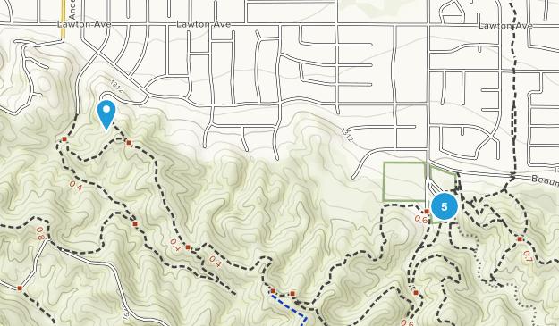 Loma Linda, California Views Map
