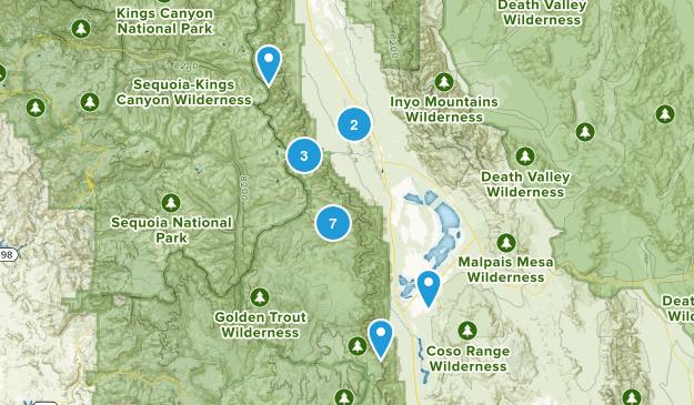 Best Bird Watching Trails Near Lone Pine California Alltrails