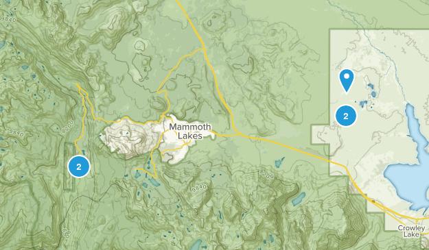 Best Hot Springs Trails near Mammoth Lakes, California | AllTrails