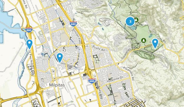 Best Dogs On Leash Trails near Milpitas, California | AllTrails