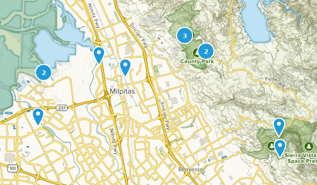 Best Running Trails near Milpitas, California | AllTrails