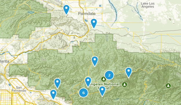 Best Mountain Biking Trails near Palmdale, California | AllTrails