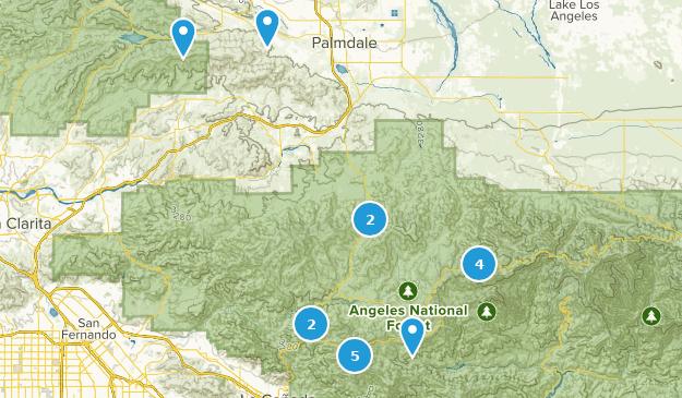 Best Walking Trails near Palmdale, California | AllTrails
