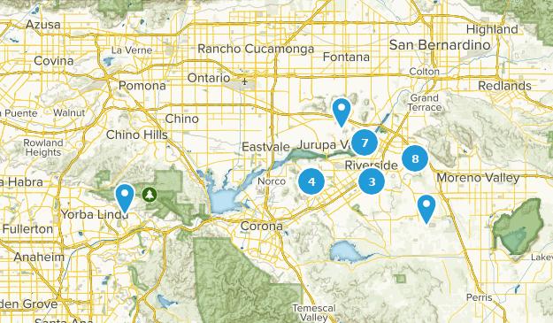 Best Trail Running Trails near Riverside, California | AllTrails