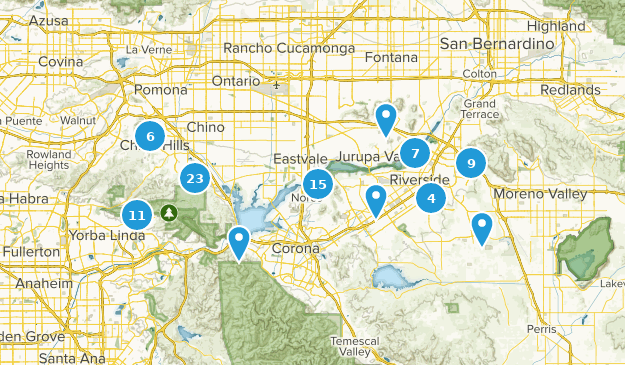 Best Running Trails near Riverside, California | AllTrails