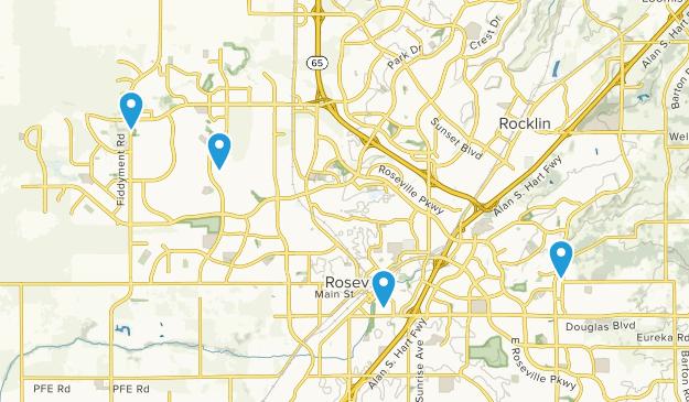 99679c7a6 Best Trail Running Trails near Roseville, California | AllTrails