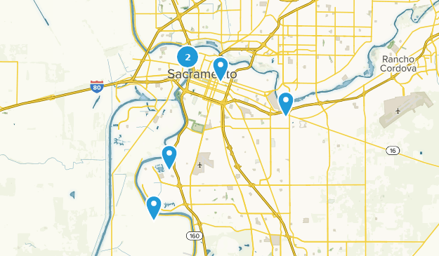 Best Road Biking Trails Near Sacramento California Alltrails