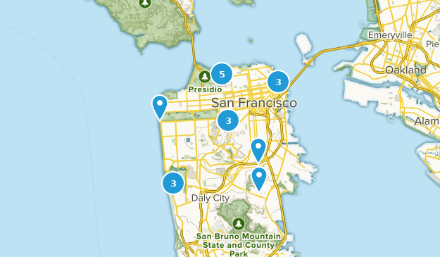 Best Dog Friendly Trails near San Francisco, California ... State Map Of San Francisco California on state of texas houston map, state of illinois chicago map, state of washington seattle map, state of california county map, state of alabama huntsville map,
