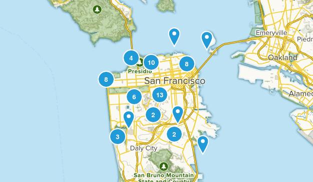 Best Walking Trails Near San Francisco California Alltrails
