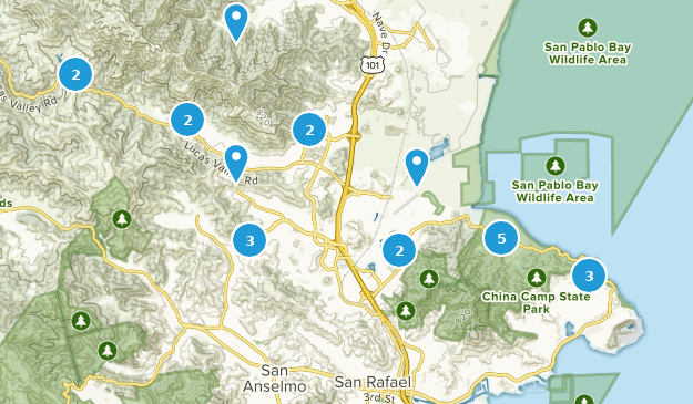 Best Hiking Trails Near San Rafael California Alltrails