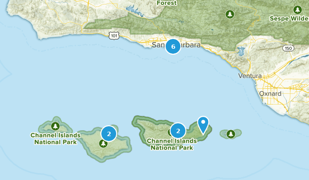Best Beach Trails near Santa Barbara, California | AllTrails