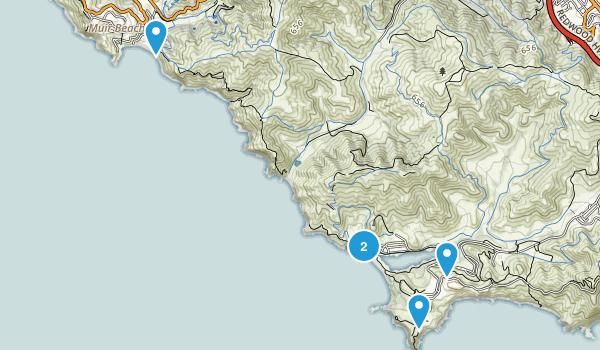 Sausalito, California Dog Friendly Map