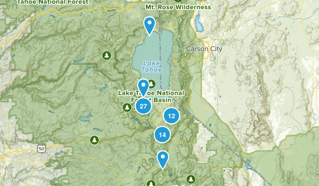 Best Forest Trails near South Lake Tahoe, California | AllTrails
