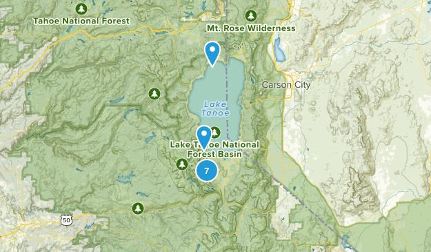 Best Waterfall Trails near South Lake Tahoe, California | AllTrails