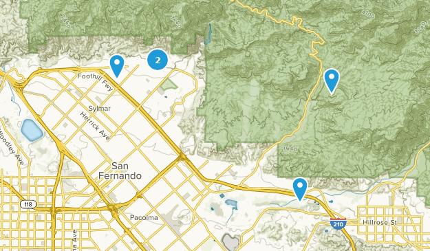 Best Trail Running Trails Near Sylmar California Alltrails