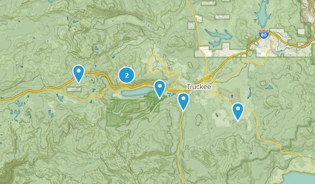 Best Cross Country Skiing Trails Near Truckee California Alltrails
