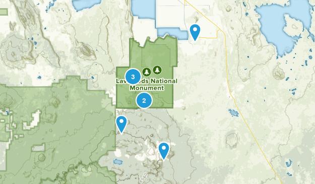 Tulelake, California Birding Map