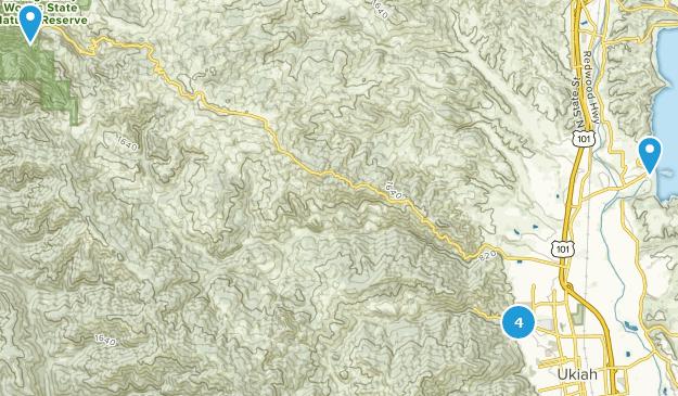 Best River Trails near Ukiah, California   AllTrails on