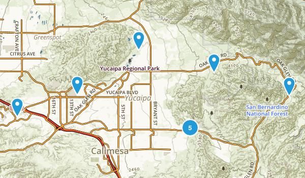 Best Kid Friendly Trails near Yucaipa California AllTrails