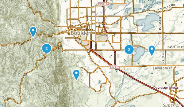 Best Wheelchair Friendly Trails near Boulder Colorado AllTrails
