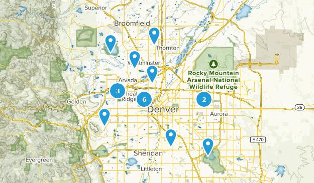 Best Stroller Friendly Trails near Denver, Colorado | AllTrails on