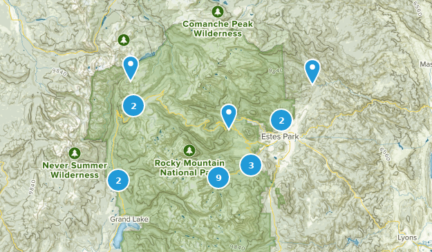 Best Camping Trails near Estes Park, Colorado | AllTrails on map of colorado parks, map of colorado points of interest, map of colorado hotels, map of colorado lakes, map of colorado sand dunes, map of colorado shooting, map of colorado driving, map of colorado things to do, map of colorado glaciers, map of colorado scenic drives, map of colorado royal gorge bridge, map of colorado national forests, map of colorado zip lines, map of colorado united states, map of colorado small towns, map of colorado train rides, map of colorado mining towns, map of colorado water, map of colorado 13ers, map of colorado historical markers,