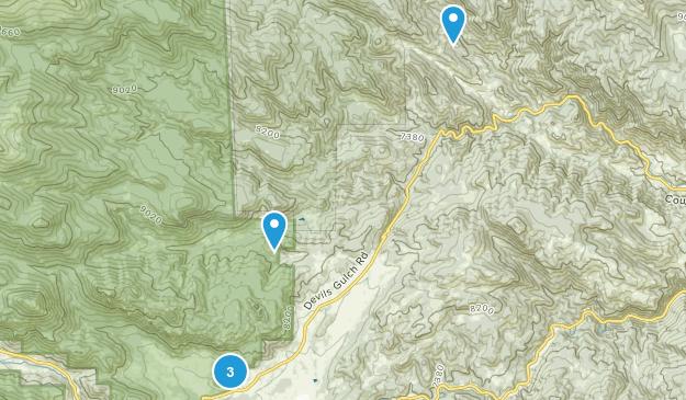 Glen Haven, Colorado No Dogs Map