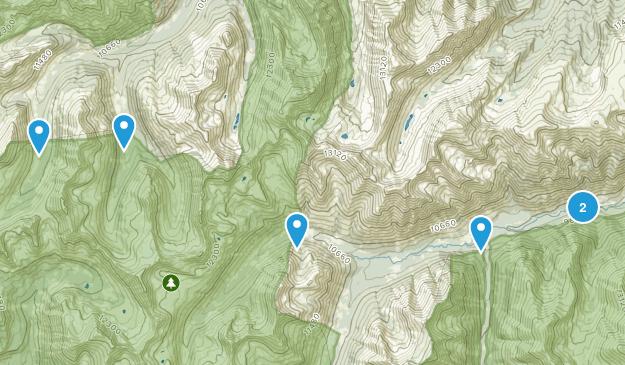 Granite, Colorado Walking Map