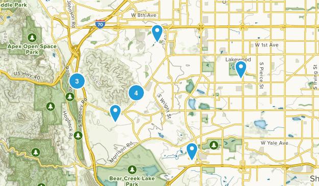 Best Trail Running Trails near Lakewood, Colorado   AllTrails