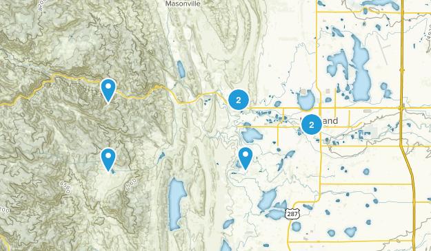 Loveland, Colorado Kid Friendly Map