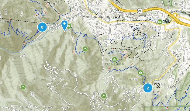 Best Forest Trails Near Manitou Springs Colorado Alltrails