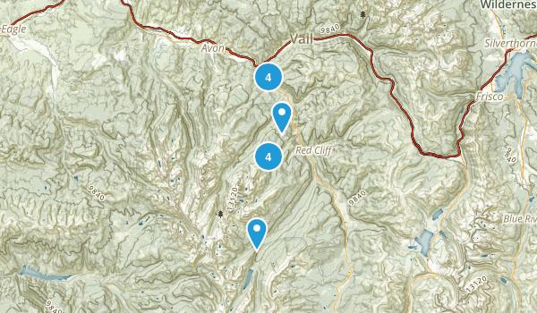 Minturn, Colorado Birding Map