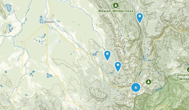 Best Lake Trails Near Walden Colorado Alltrails