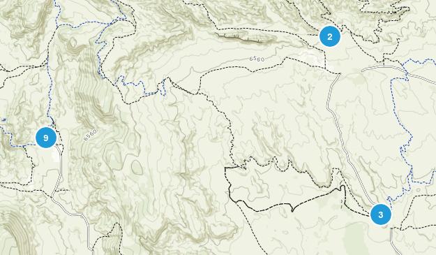 Wellington, Colorado Views Map