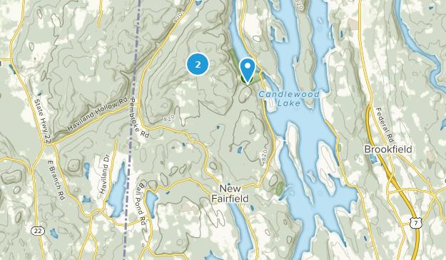 Beste Wanderwege in der Nähe von New Fairfield, Connecticut ...