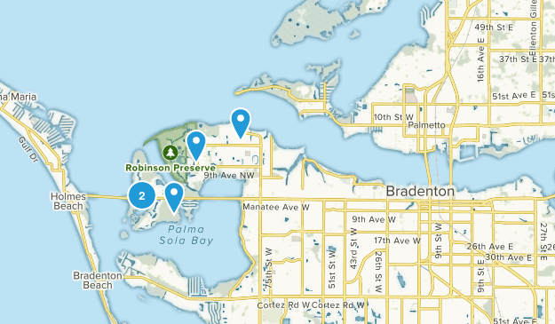 Map Of Florida Bradenton.Best Kid Friendly Trails Near Bradenton Florida Alltrails