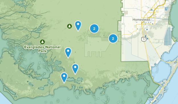 Homestead, Florida Kid Friendly Map