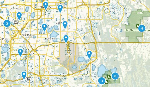 Orlando Florida On Us Map.Best Bird Watching Trails Near Orlando Florida Alltrails