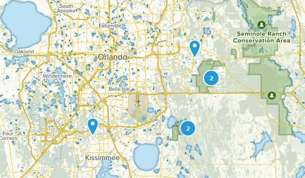 Orlando Florida On Us Map.Best River Trails Near Orlando Florida Alltrails
