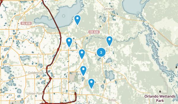 Best Walking Trails near Oviedo Florida AllTrails