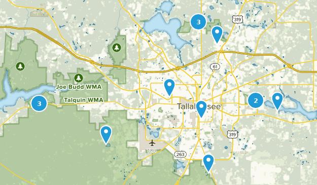Best Lake Trails near Tallahassee, Florida | AllTrails