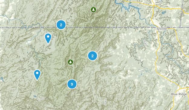 Epworth, Georgia Views Map