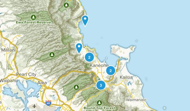 Best Walking Trails Near Kaneohe Hawaii Alltrails